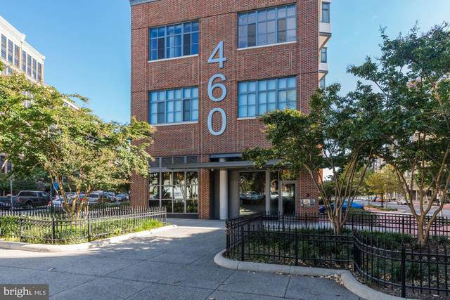 460 New York Avenue NW #1006, WASHINGTON, DC 20001 (#DCDC493822) :: The Dailey Group