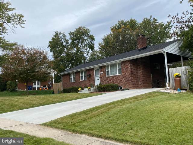 7210 Rice Street, FALLS CHURCH, VA 22042 (#VAFX1163580) :: Tom & Cindy and Associates