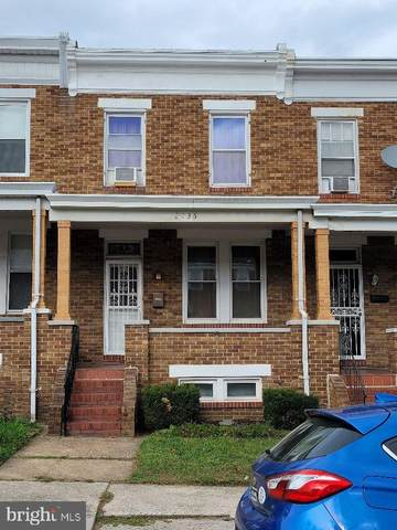 2736 Pelham Avenue, BALTIMORE, MD 21213 (#MDBA529128) :: SURE Sales Group