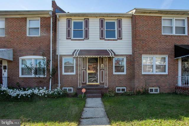 5205 Hillwell Road #1, BALTIMORE, MD 21229 (#MDBA529130) :: The MD Home Team