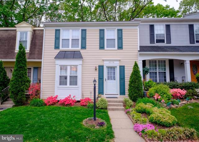 6054 Meyers Landing Court, BURKE, VA 22015 (#VAFX1163588) :: Murray & Co. Real Estate