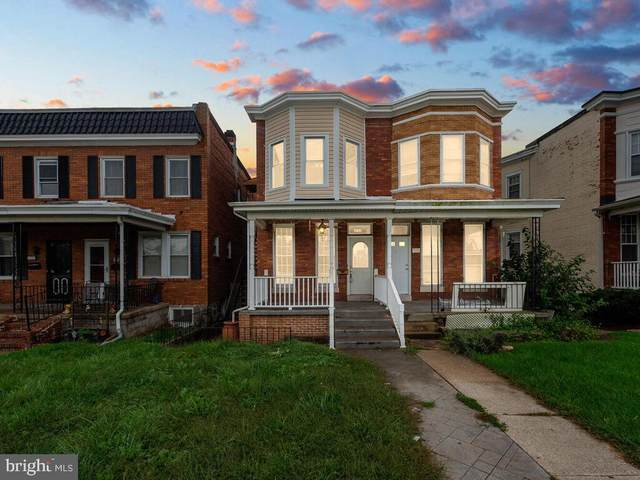 3733 Wilkens Avenue, BALTIMORE, MD 21229 (#MDBA529134) :: CENTURY 21 Core Partners