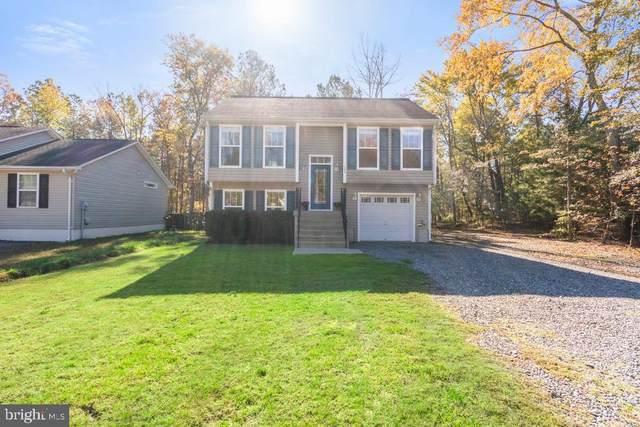 165 Greenway Drive, COLONIAL BEACH, VA 22443 (#VAWE117390) :: Ultimate Selling Team