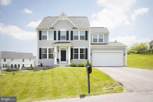 86 Equestrian Drive, CHAMBERSBURG, PA 17202 (#PAFL176060) :: Sunrise Home Sales Team of Mackintosh Inc Realtors