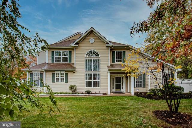 6 Hampton Court, PRINCETON JUNCTION, NJ 08550 (#NJME303776) :: The Toll Group