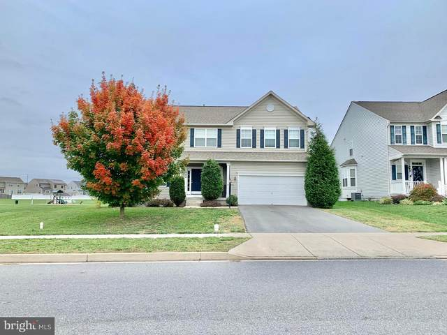 224 Solar Drive, WALKERSVILLE, MD 21793 (#MDFR272872) :: The Sky Group