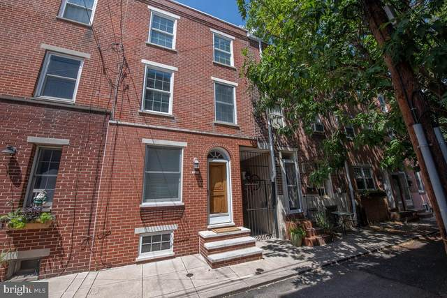 925 Hall Street, PHILADELPHIA, PA 19147 (MLS #PAPH948918) :: Brian Gearhart with Benson & Mangold Real Estate