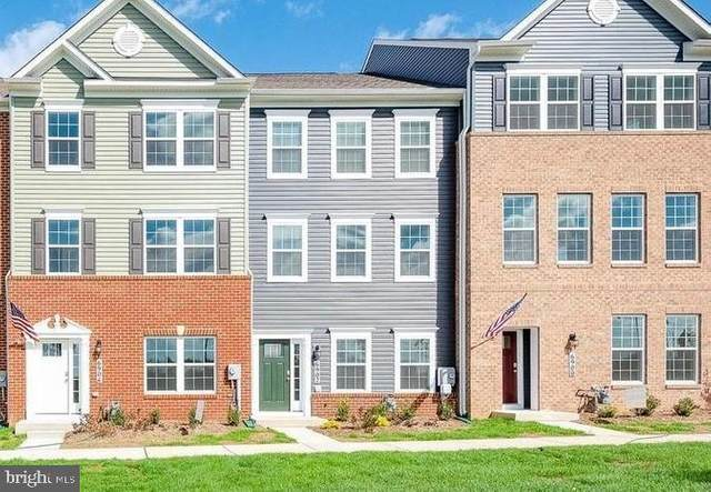 7064 Delegate Place, FREDERICK, MD 21703 (#MDFR272876) :: Shamrock Realty Group, Inc