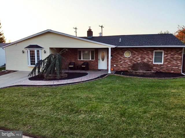 416 Pinewood Drive, LEVITTOWN, PA 19054 (#PABU510164) :: Blackwell Real Estate