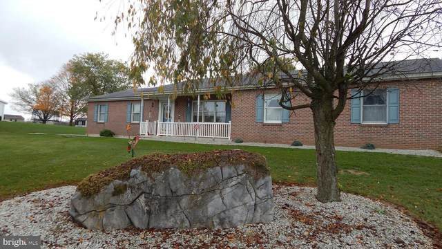 1712 Newville Road, CARLISLE, PA 17015 (#PACB129246) :: The Joy Daniels Real Estate Group