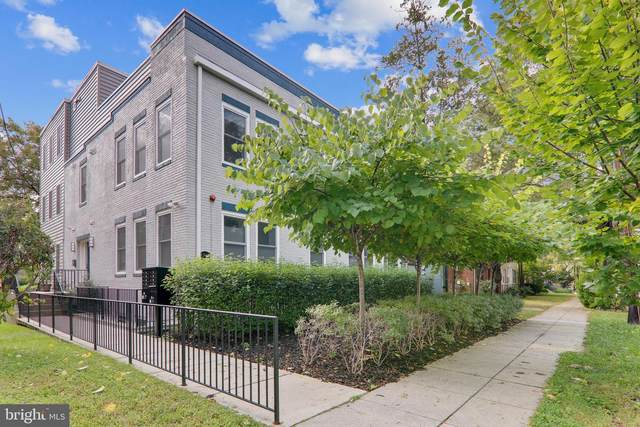1340 Nicholson Street NW #6, WASHINGTON, DC 20011 (#DCDC493846) :: Premier Property Group