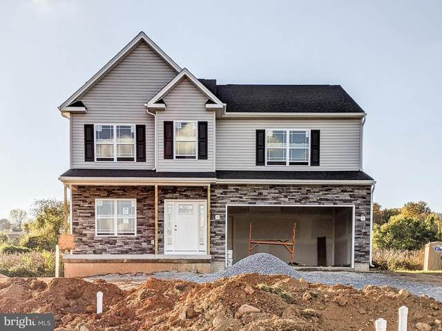 7710 Kemp Lane, FREDERICK, MD 21702 (#MDFR272882) :: Shamrock Realty Group, Inc