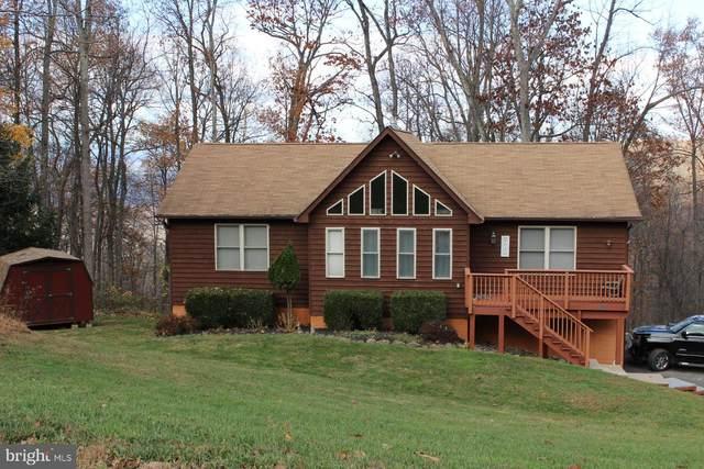 651 Tulip Poplar Drive, LINDEN, VA 22642 (#VAWR141854) :: Integrity Home Team