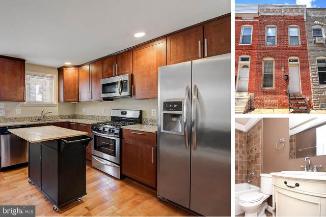 14 N Bradford Street, BALTIMORE, MD 21224 (#MDBA529146) :: Jennifer Mack Properties