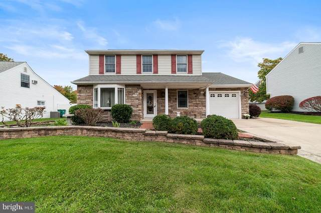 585 Fernwood Lane, FAIRLESS HILLS, PA 19030 (#PABU510170) :: BayShore Group of Northrop Realty
