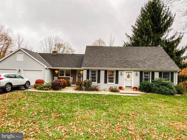75 Victoria Lane, FROSTBURG, MD 21532 (#MDAL135642) :: SP Home Team