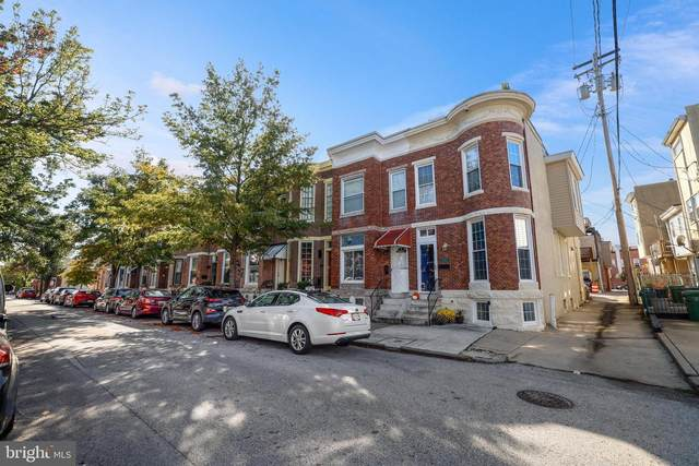 1502 Belt Street, BALTIMORE, MD 21230 (#MDBA529150) :: Jennifer Mack Properties