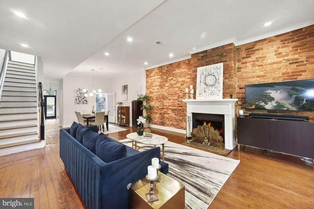 334 8TH Street SE, WASHINGTON, DC 20003 (#DCDC493858) :: V Sells & Associates | Keller Williams Integrity