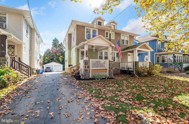 540 9TH Avenue, PROSPECT PARK, PA 19076 (#PADE530434) :: The Matt Lenza Real Estate Team
