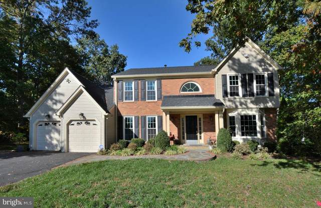 9609 Lake Mist Court, FAIRFAX STATION, VA 22039 (#VAFX1163688) :: ExecuHome Realty