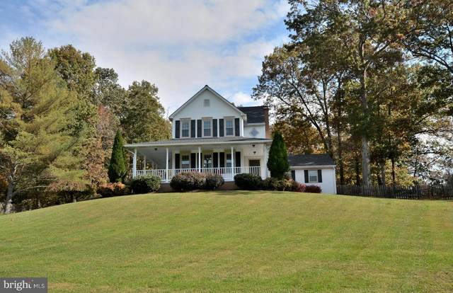 7401 Woodstone Court, WARRENTON, VA 20187 (#VAFQ167902) :: Advon Group