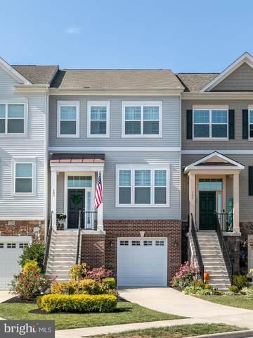 103 Kingsley Drive, WINCHESTER, VA 22602 (#VAFV160528) :: Great Falls Great Homes