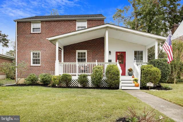 125 N Abingdon Street, ARLINGTON, VA 22203 (#VAAR171934) :: Bic DeCaro & Associates