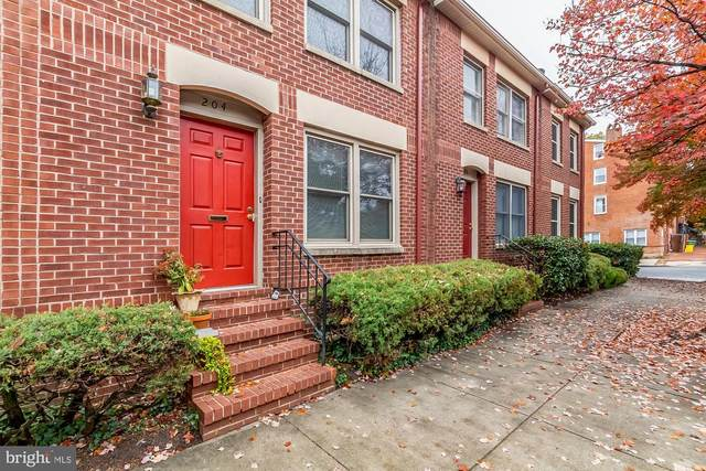 204 Scott Street, BALTIMORE, MD 21230 (#MDBA529184) :: Ultimate Selling Team