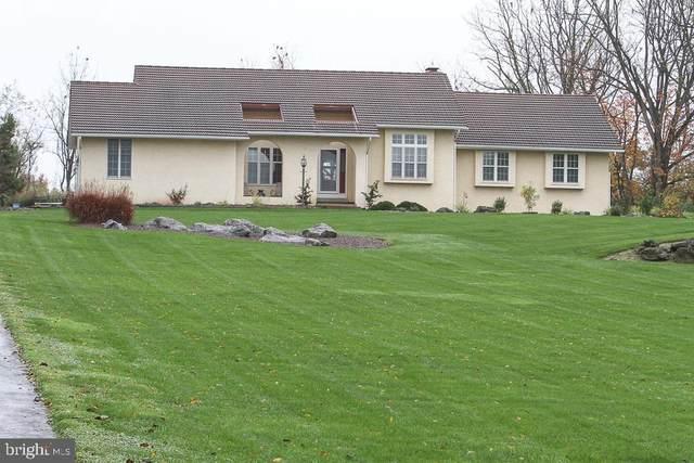 2187 Limekiln Road, DOUGLASSVILLE, PA 19518 (MLS #PABK366212) :: Kiliszek Real Estate Experts