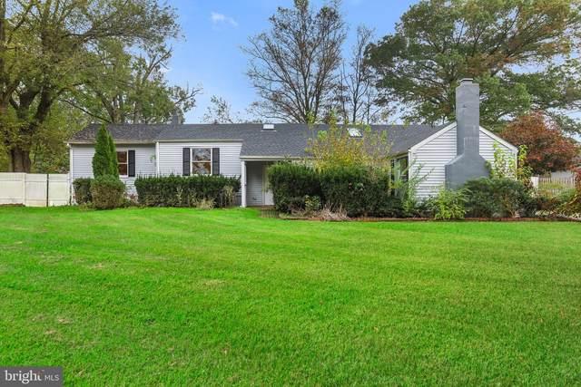 2 Mayfarth Terrace, PLAINSBORO, NJ 08536 (#NJMX125394) :: Blackwell Real Estate