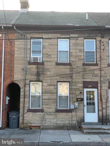 337 N 14TH Street, LEBANON, PA 17046 (#PALN116484) :: Iron Valley Real Estate
