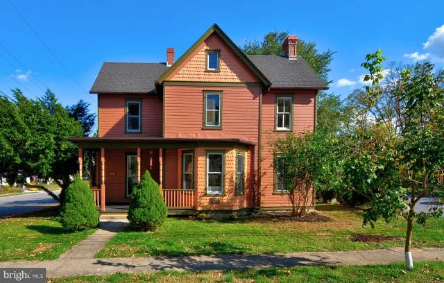 123 Virginia Avenue, FRONT ROYAL, VA 22630 (#VAWR141864) :: The Sky Group