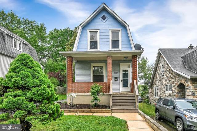 5009 Anthony Avenue, BALTIMORE, MD 21206 (#MDBA529194) :: Certificate Homes