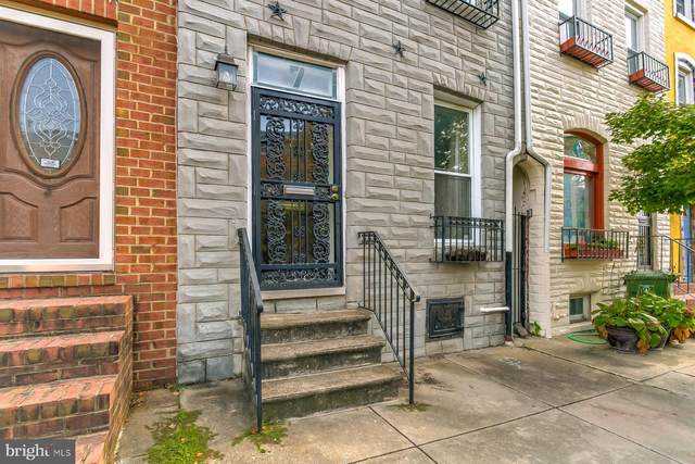 7 S Ann Street, BALTIMORE, MD 21231 (#MDBA529196) :: The Sky Group