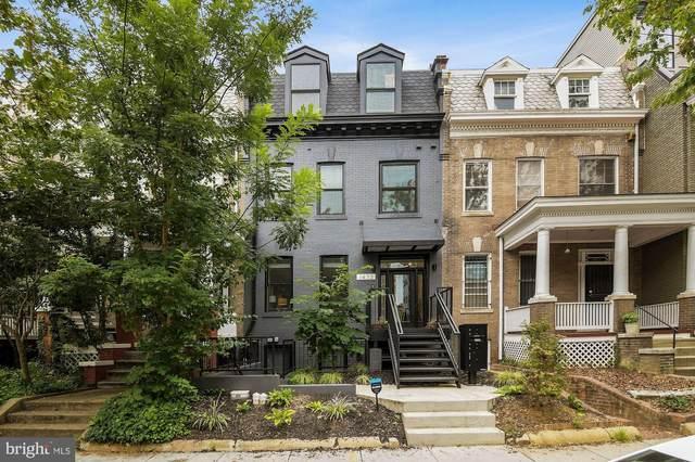 1473 Harvard Street NW #3, WASHINGTON, DC 20009 (#DCDC493922) :: Great Falls Great Homes