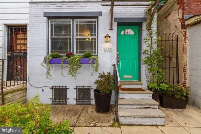 1610 S Mole Street, PHILADELPHIA, PA 19145 (#PAPH949102) :: Ramus Realty Group