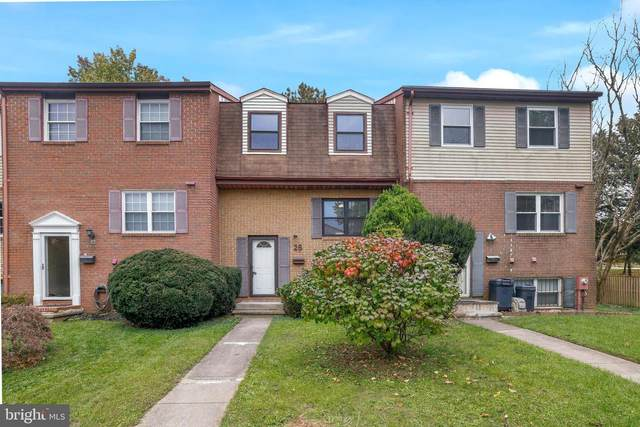 28 Pickersgill Square, OWINGS MILLS, MD 21117 (#MDBC510946) :: The Sky Group