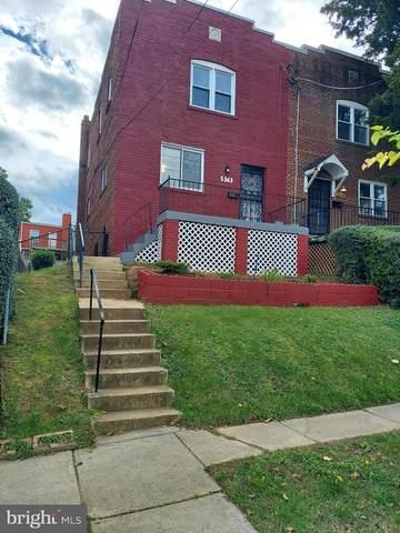 5363 Blaine Street NE, WASHINGTON, DC 20019 (#DCDC493968) :: The Piano Home Group