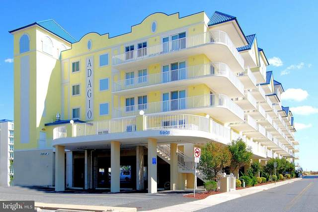 5901 Atlantic Avenue #510, OCEAN CITY, MD 21842 (#MDWO117994) :: The Gold Standard Group