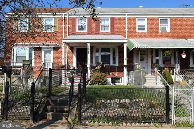 1030 Middlesex Road, BALTIMORE, MD 21221 (#MDBC510964) :: Better Homes Realty Signature Properties