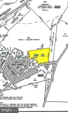 Lot 8.03 Sunrise Lake, MEDFORD LAKES, NJ 08055 (#NJBL385038) :: Holloway Real Estate Group