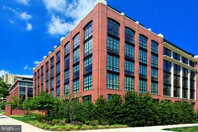1615 N Queen Street M601, ARLINGTON, VA 22209 (#VAAR171956) :: AJ Team Realty