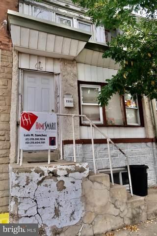 2303 E Cambria Street, PHILADELPHIA, PA 19134 (#PAPH949192) :: Keller Williams Realty - Matt Fetick Team