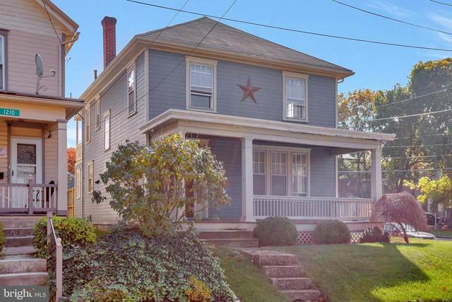 1208 Scotland Avenue, CHAMBERSBURG, PA 17201 (#PAFL176080) :: Flinchbaugh & Associates