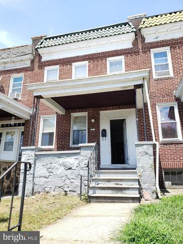 1916 E 29TH Street, BALTIMORE, MD 21218 (#MDBA529236) :: SURE Sales Group