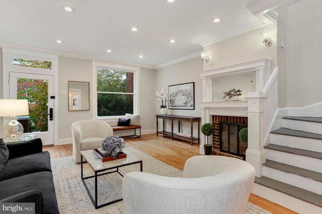 3123 N Street NW, WASHINGTON, DC 20007 (#DCDC493990) :: Blackwell Real Estate