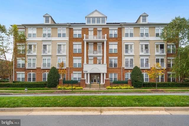 1002 Elmcroft Boulevard X-303-R, ROCKVILLE, MD 20850 (#MDMC731954) :: The Piano Home Group