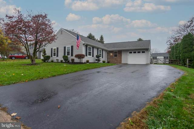 4 Remy Place, NEWTOWN, PA 18940 (#PABU510216) :: Linda Dale Real Estate Experts