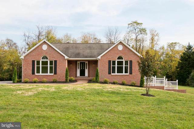 180 Orchard Dale Drive, CLEAR BROOK, VA 22624 (#VAFV160540) :: V Sells & Associates | Keller Williams Integrity