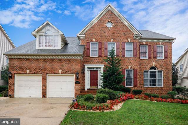 15705 Glastonbury Way, UPPER MARLBORO, MD 20774 (#MDPG585920) :: The Gold Standard Group